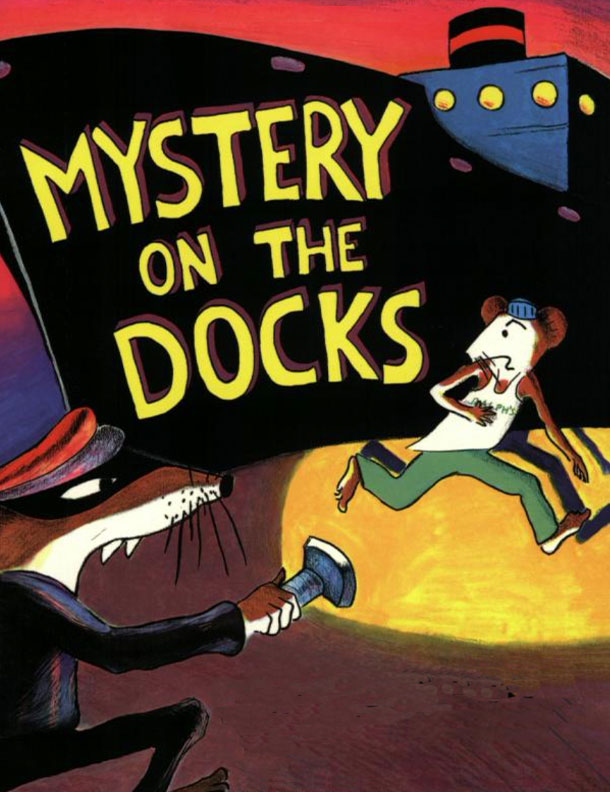 children's opera - Mystery on the Docks - by composer Edward Barnes