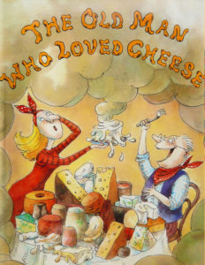 children's opera - The Old Man Who Loved Cheese - by composer Edward Barnes