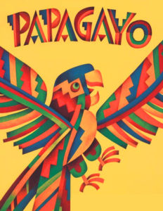 children's opera - Papagayo - by composer Edward Barnes